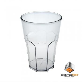 cocktailglas rocks 35 cl aus kunststoff stapelbar. Black Bedroom Furniture Sets. Home Design Ideas